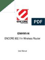 Encore Wireless Router