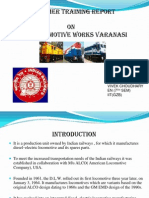 45187594 Summer Training Diesel Locomotive Works Ppt