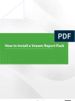 Veeam Reporter How To