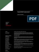 Oracle9i DBA Fundamentals II (Oracle Course)