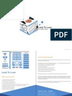 Lead to Loan Brochure