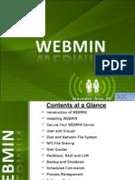 Webmin PPT