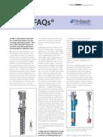 World Pumps FAQ