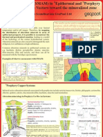 SMAM in Epithermal Porphyry Systems