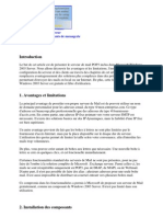 Messagerie POP3 sur 2003