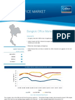Bangkok Office Market Report Q3 2011 from Colliers International