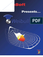 Weibull Brochure
