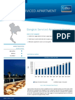 Bangkok Serviced Apartment Market Report Q3 2011