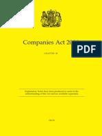 UK Company Act