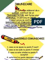 Bariere de comunicare