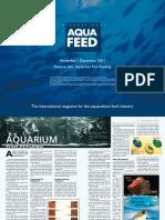 Aquarium Fish Feeding