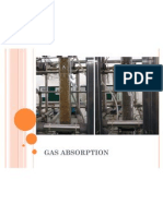 Gas Absorption 1