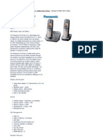 DECT, Cordless Phones, Headsets, Answer Phones & Fax Machines_ PMC Telecom UK