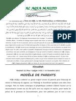 Modele de Parents