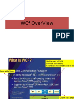 WCf OverView