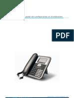 Voice IP Configuration Thomson ST2030 FR