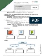 FT1 - Classificacao Dos Materiais