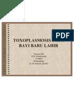 Toxoplasmosis Pada Bayi Baru Lahir Revisi