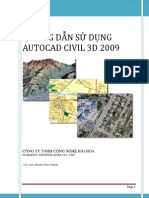 Sach HDSD Civil 3D - New