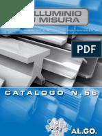ALGO_alluminio catalogo