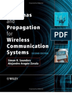 Antennas and Propagation for Wireless Communication Systems, 2nd Ed