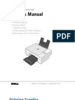 Dell Printer Manual