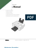 Dell Printer Manual