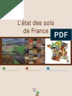 Le rapport sur l'état des sols en France