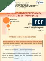 PRESENTACIÓN ACB Y ACE