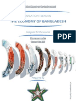 Inflation Trend in The Economy of Bangladesh (Title Fly)