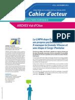 Cahier d'Acteur Lnpn-Ardies 22