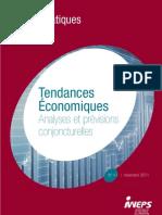 Perspectives Economiques 2011-2012 en Wallonie