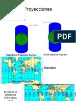 Proyecciones y Tipos de Mapas