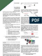 Sensores Foto Electricos Seleccion y Aplicaciones