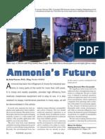 Ammonia's Future