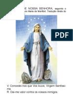 Coroinha de Nossa Senhora