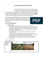 Bamba Ganze Inter Grated Water Project Pictorial Report