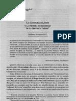 La compañia de jesus Bolivar Echeverria