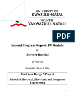 Ashveer Hooblal 207500768 Design 5-2nd Progress Report