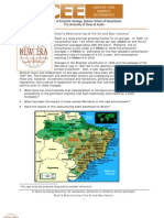 Brazil Restructuring of the Oil Gas Industry