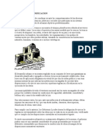 CONCEPTO DE PLANIFICACION