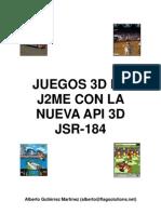 Juegos 3d en J2ME