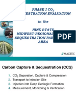 AWMA CO2 Sequestration