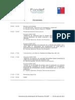 Programa Presentación FONDEF 2011_UdeC[1]