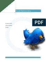 Virtual Democracy