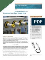 Dewpoint in Compressed Air FAQ