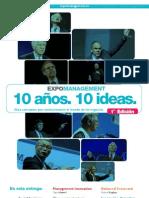 10 años.10 ideas