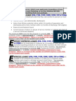 Soho Loan Information 10 2008