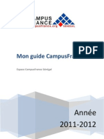 Mon Guide Campus France