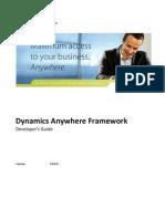 DG DAW 2010-01-20.Framework Development Guide.v2.0.0.0
